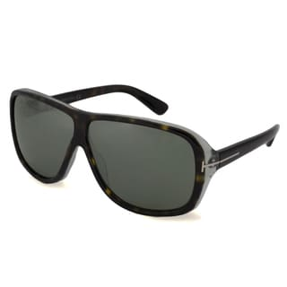 Tom Ford Men's TF0242 Blake Rectangular Sunglasses (As Is Item)