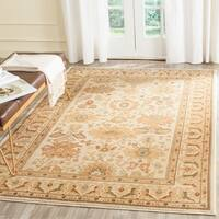 Safavieh Oushak Heirloom Traditional Cream Rug - 6'7 x 9'1