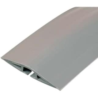 On-Q/Legrand Corduct 15' Overfloor Cord Protector, Gray