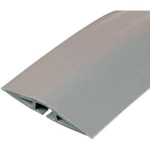 On-Q/Legrand Corduct 50' Overfloor Cord Protector, Gray