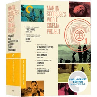 Martin Scorsese's World Cinema Project Box Set - Criterion Collectiuon (Blu-ray/DVD)