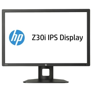 "HP Business Z30i 30"" LED LCD Monitor - 16:10 - 8 ms"