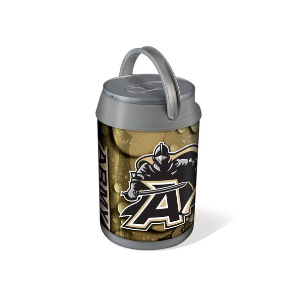 Picnic Time Army, US Military Academy Black Knights Mini Can Cooler - gray