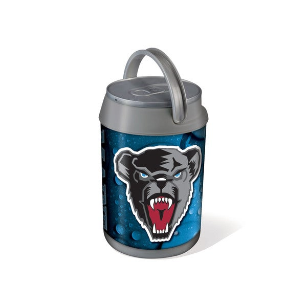 Picnic Time University of Maine Black Bears Mini Can Cooler - gray