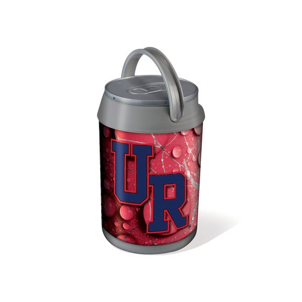 Picnic Time University of Richmond Spiders Mini Can Cooler - gray