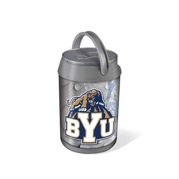 Picnic Time Brigham Young University Cougars Mini Can Cooler