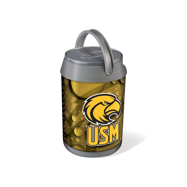 Picnic Time University of Southern Mississippi Golden Eagles Mini Can Cooler