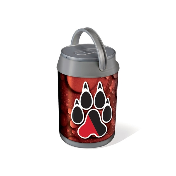 Picnic Time Northeastern University Huskies Mini Can Cooler - gray