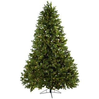 Royal Grand 7.5-foot Christmas Tree with Clear Lights