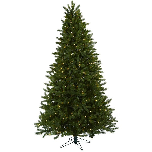 Rembrandt 7.5-foot Christmas Tree with Clear Lights
