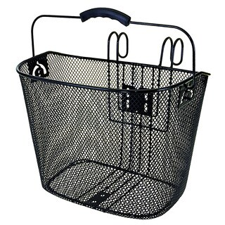 Easy Mount Mesh Bicycle Basket
