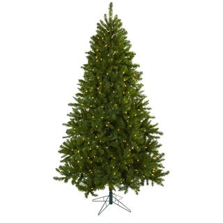 7.5-foot Windermere Christmas Tree with Clear Lights