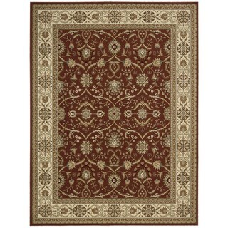 Nourison Persian Crown Brick Rug (1'11 x 2'11)