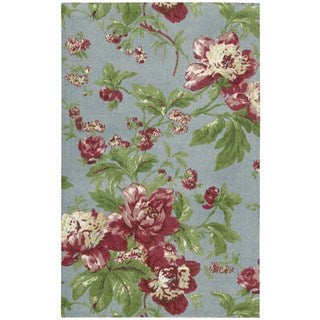 Waverly Artisanal Delight Forever Yours Spring Area Rug by Nourison (8' x 10')