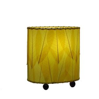 Yellow Mini Guyabano Table Lamp