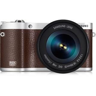 Samsung NX300 20.3MP Mirrorless Digital Camera with 18-55mm f3.5-5.6 OIS Lens