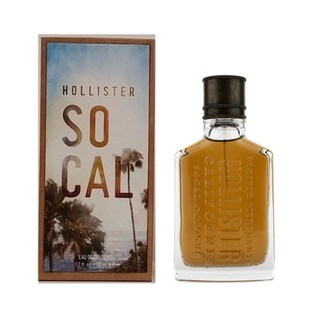 Hollister Socal Men's 1.7-ounce Cologne Spray