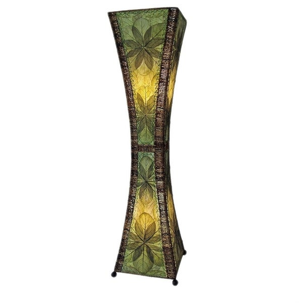 Hour Glass Large Floor Lamp