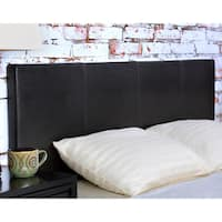 Furniture of America Bryen Contemporary Adjustable Espresso Headboard