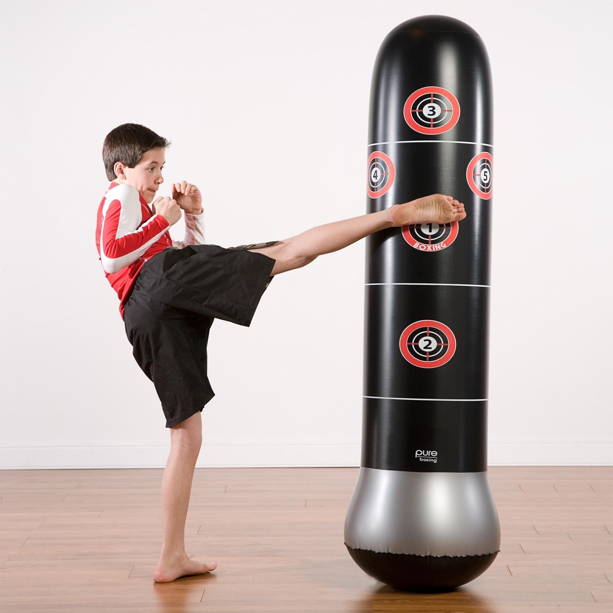 Pure Fitness Inflatalble MMA Target Punching Bag (MMA Tar...