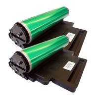 Compatible Samsung CLP-320 Black Drum Laser Cartridges (Pack of 2)