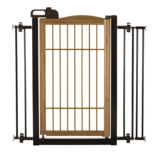One-touch Pet Gate