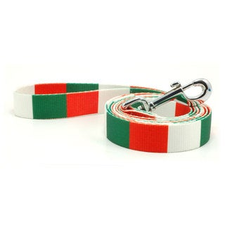 PatriaPet Italian Flag Dog Leash