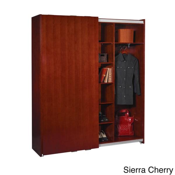 Mayline Signature Storage Cabinet/Wardrobe