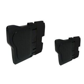 INSTEN 2-ink Black Cartridge Set for Brother LC61 BK