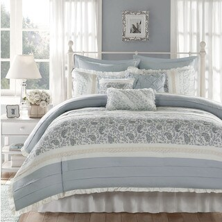 Copper Grove Burwell 9-Piece Cotton Percale Comforter Set