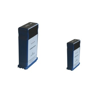 INSTEN 2-ink Black Cartridge Set for Canon BCI-1431Bk