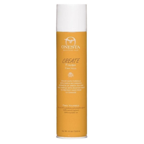 Onesta Create Finish Firm Hold 10-ounce Hair Spray
