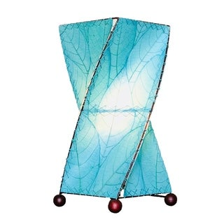Handmade Twist Table Lamp (Phillipines)