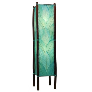 Sea Blue Fortune Large Floor Lamp (Phillipines)