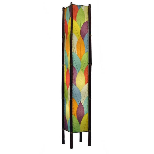Handmade Multi Fortune Giant Floor Lamp (Phillipines)
