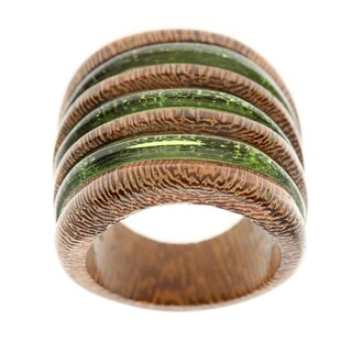 City by City Green Wood Ring