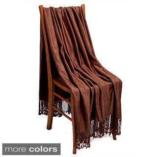 Rayon from Bamboo Throw