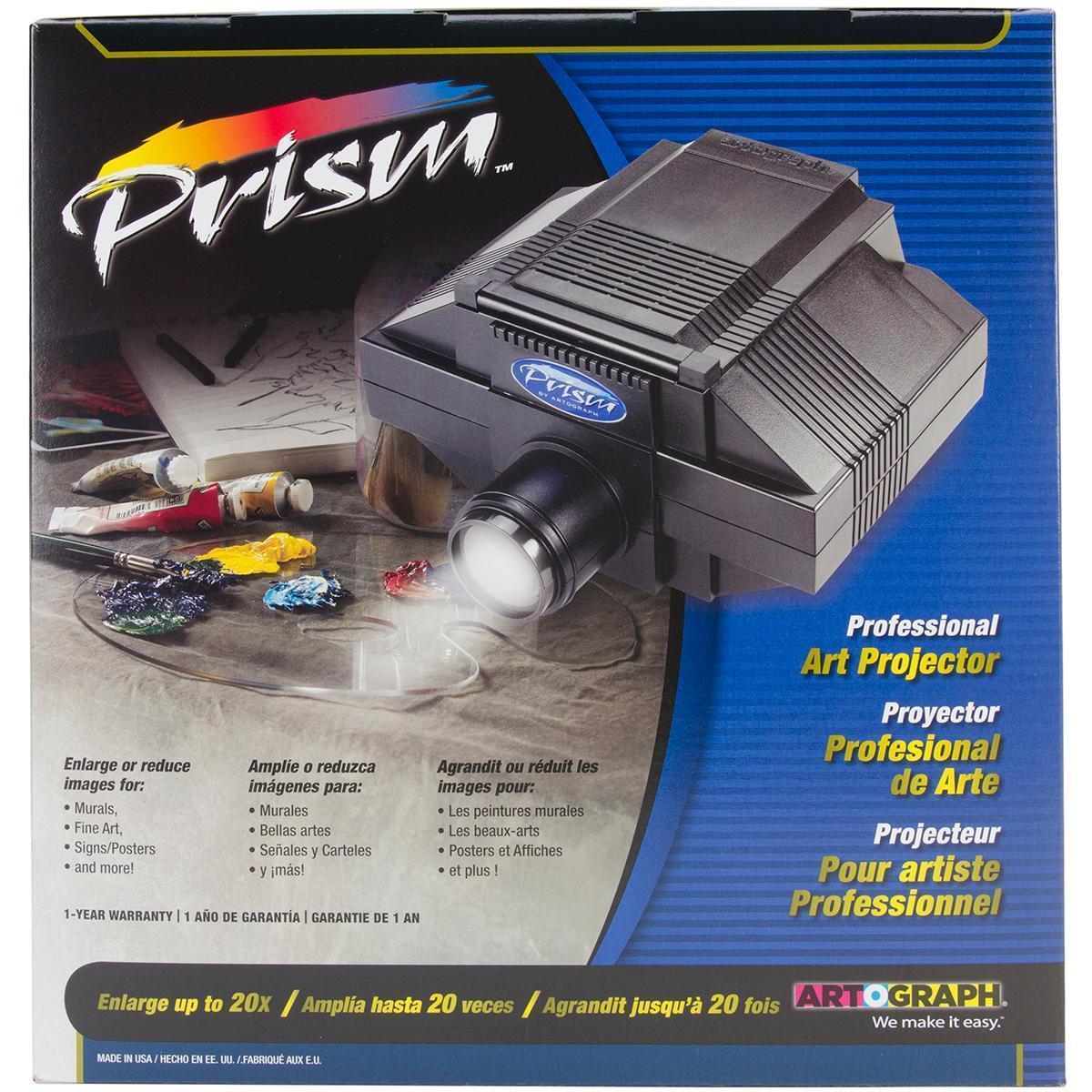 Artograph Prism Opaque Projector -, Black #225-090