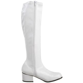 White Women's Boots - Shop The Best Deals For Mar 2017 - Trendy ...