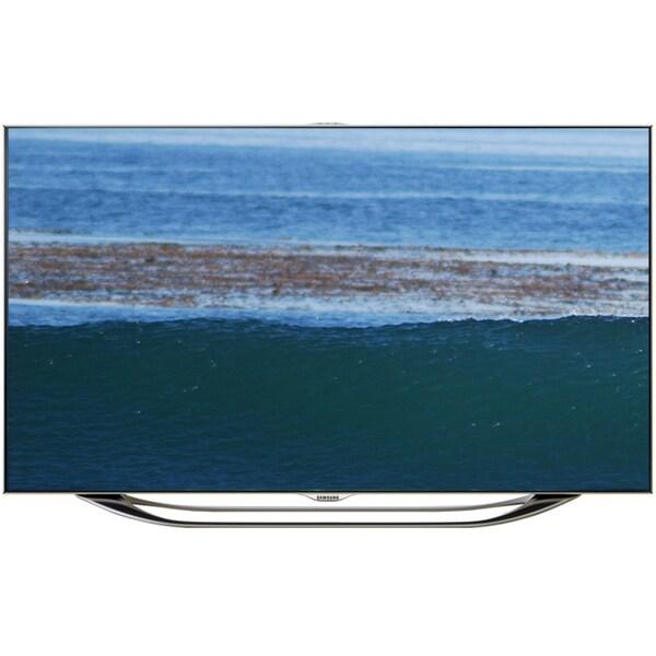 """Samsung UN55ES8000 55"""" (Refurbished) Smart TV 1080p 240Hz 3D Slim LED HDTV"""