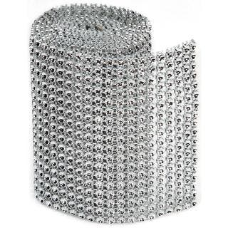 Bling On A Roll 3mm X 1yd - 18 Row, Silver|https://ak1.ostkcdn.com/images/products/8382640/P15686536.jpg?impolicy=medium