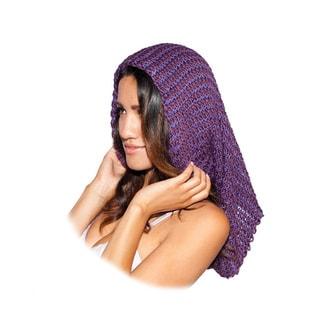 Boho Acrylic Knit Scarf/ Neck-warmer (Nepal)
