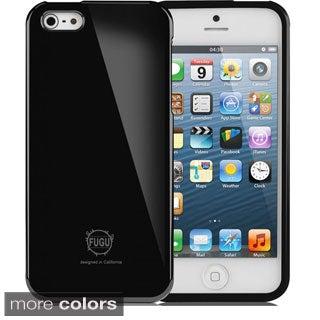FUGU Gear iPhone 5 Slim Fit Pearl Jelly Flexible TPU Case