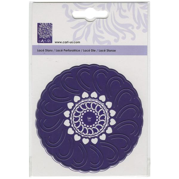 Marianne Designs Lace Dies - Rosette With Love