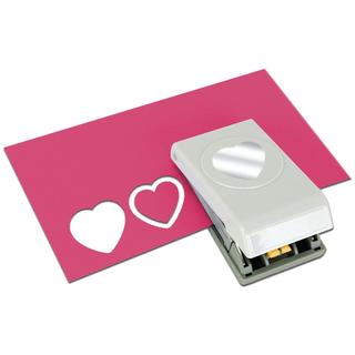 Slim Layering Punch - Heart 1.5