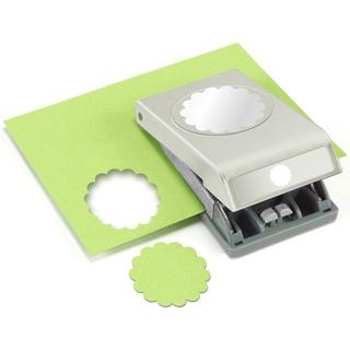 Nesting Paper Punch - Scallop Circle 2.25