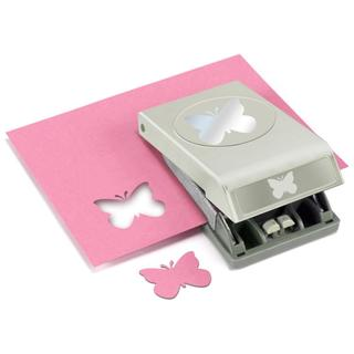 Slim Paper Punch Extra Large - Butterfly Approx. 1.75