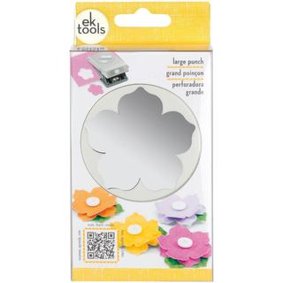 Slim Paper Punch Large - Petunia
