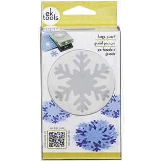 Slim Paper Punch Large - Snowflake