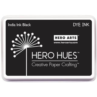 Hero Hues Dye Inkpad - India Inkpad